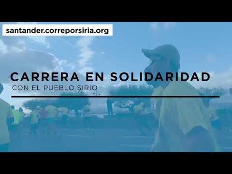 Santander corre por Siria 2017