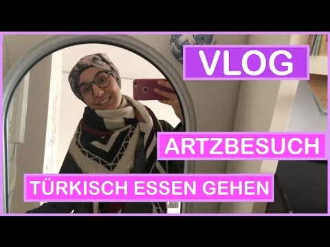 VLOG | HAUTSCREENING | TÜRKISCH ESSEN GEHEN || FASHION IS A FEELING