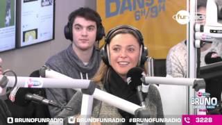 Sandrine Quétier Co-Anime #BrunoFunRadio (09/12/2015) - Best Of en images de Bruno dans la Radio