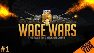 Wage Wars Ep01 | The Race Begins!!!