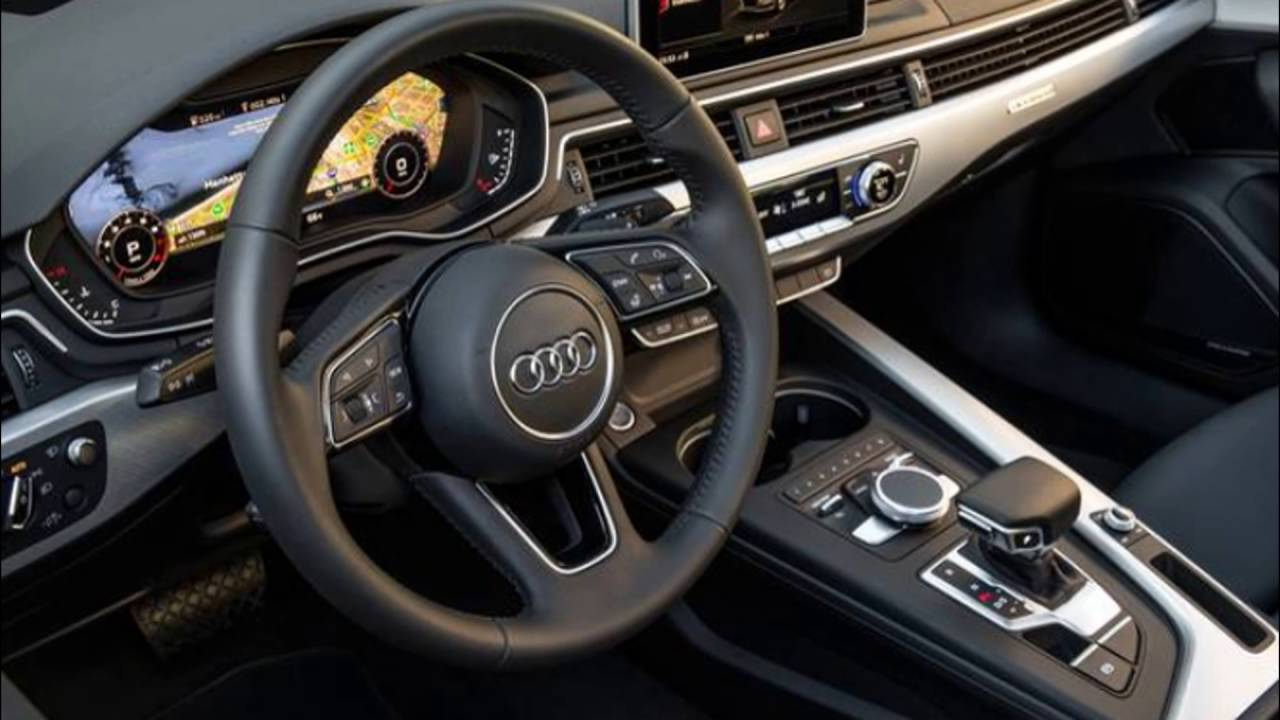 2017 audi a4 allroad quattro interior exterior and drive. Black Bedroom Furniture Sets. Home Design Ideas