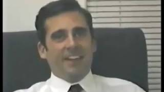 THE OFFICE ORIGINAL CASTING TAPES
