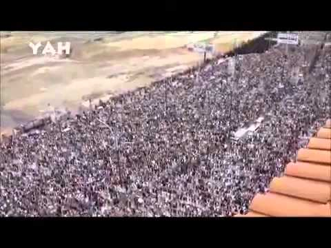 The Biggest YEMENI Protest Ever.