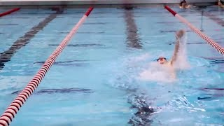 Officiating Backstroke