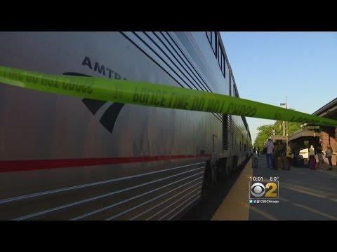 Amtrak Passenger Shoots Conductor