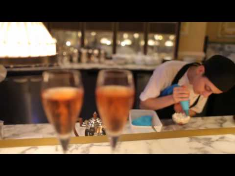 The Gilbert Scott London cocktail bar and restaurant