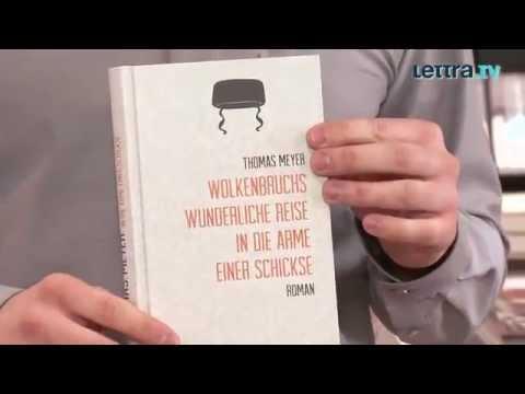 Wolkenbruchs wunderliche Reise in die Arme einer Schickse YouTube Hörbuch Trailer auf Deutsch