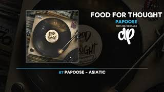 Papoose - Food For Thought (FULL MIXTAPE)