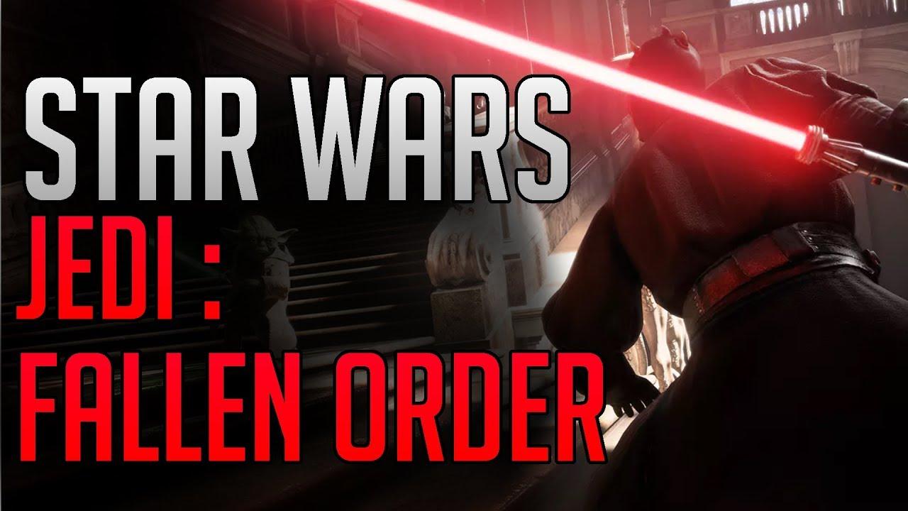 Star Wars Jedi Fallen Order News