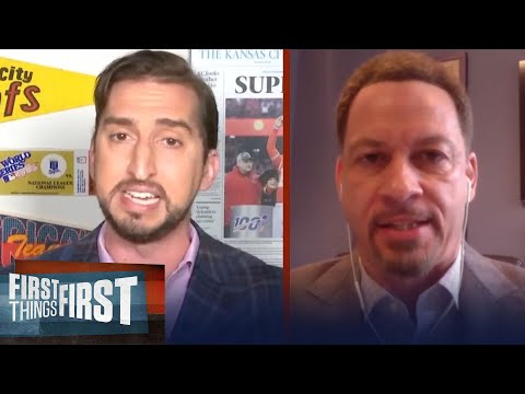 Chris Broussard shares his thoughts on final episodes of 'The Last Dance' | NBA | FIRST THINGS FIRST