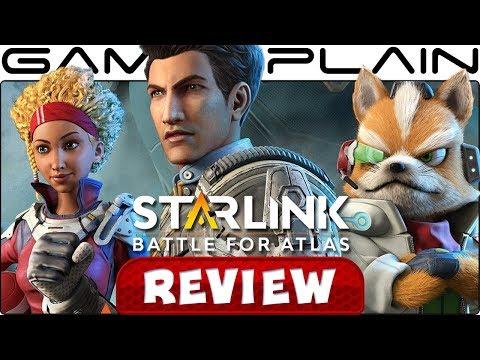 Starlink: Battle for Atlas + Star Fox - REVIEW (Nintendo Switch)