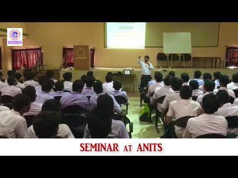 Engineers Hub Seminar at ANITS College