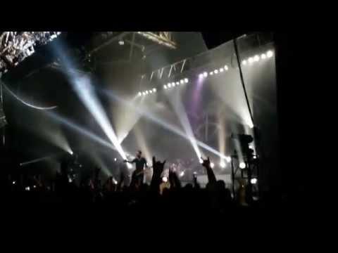 Chevelle - The Clincher - Houston Bayou Music Center 4/10/2014