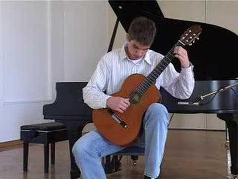 Bojan Ivanovski - J. S. Bach Prelude E-dur