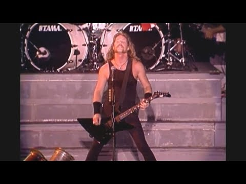 Metallica's Black Album LIVE (1991-2012) [All Best Performan