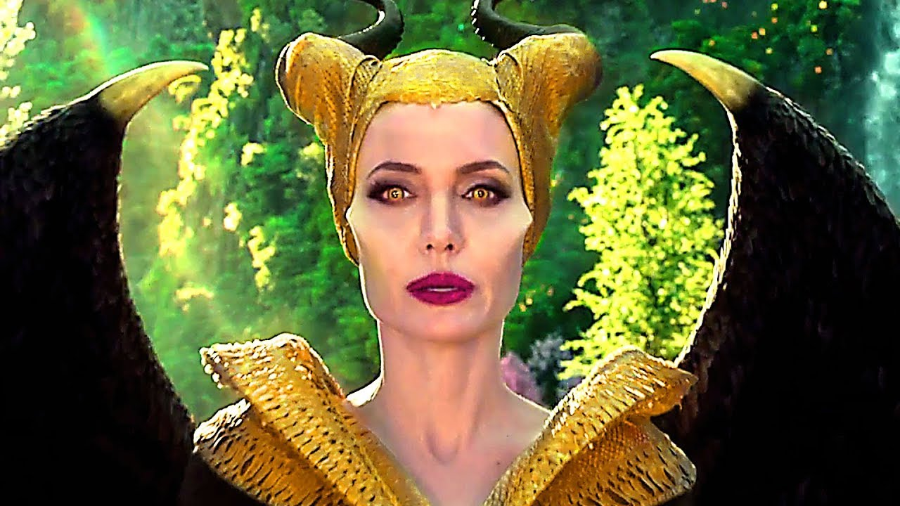 Maleficent 2 Trailer 2 Angelina Jolie 2019 Mistress Of Evil