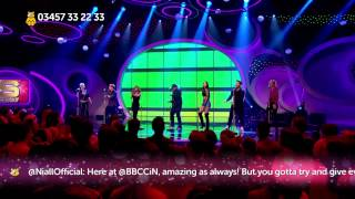 S Club 7 Reunion - Children In Need 2014