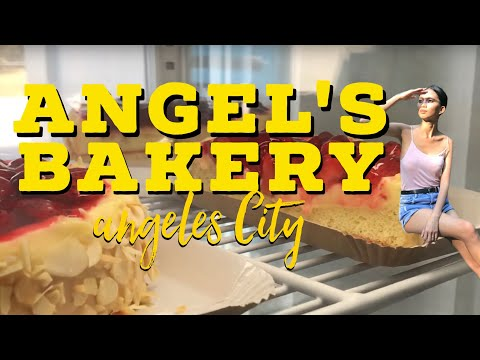 Angels Bakery Angeles Pampanga