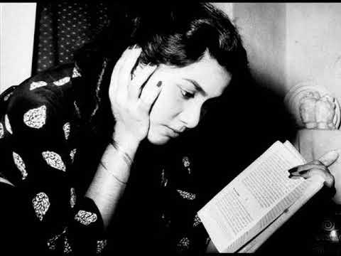 Mere Dil Ke Geet Chup The Meena Kapoor Film Aakash (1952) Music Anil Biswas
