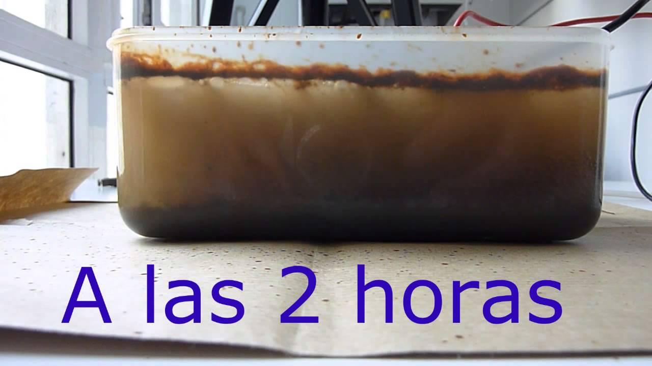 Como hacer xido de hierro para tu termita casera youtube - Como limpiar hierro oxidado ...