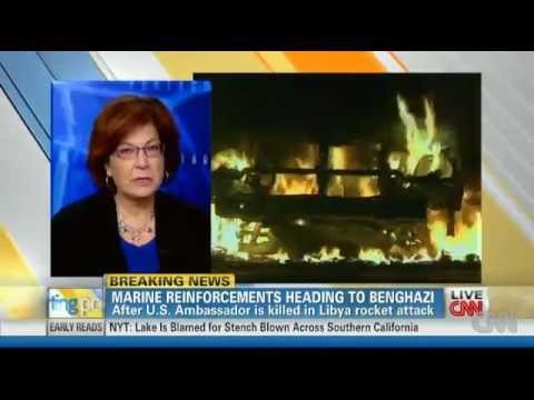 Libya : U.S. sending Anti Terrorist Security Team of Marines to Benghazi (Sept 12, 2012)