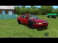 City Car Driving | Mazda 626 GF 2.0i 1999 Farm Edititon | WITH CUSTOM SOUND