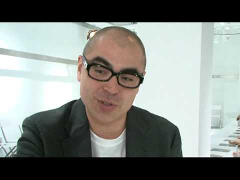 Exclusive interview with Dai Fujiwara