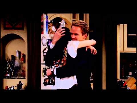 Barney & Robin Let your Heart hold fast HiMYM