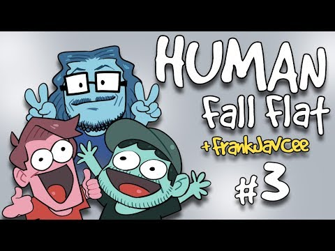 Human Fall Flat (ft. FrankJavCee) - EP 3: How Frank Lost His Stuff