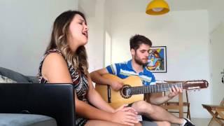 """Cover de """"O Bêbado e A Equilibrista"""" ( João Bosco/ gravação de Elis Regina)"""