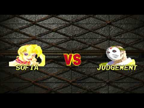 Battle Arena Toshinden 3 (PS1) - Arcade Mode With Sofia