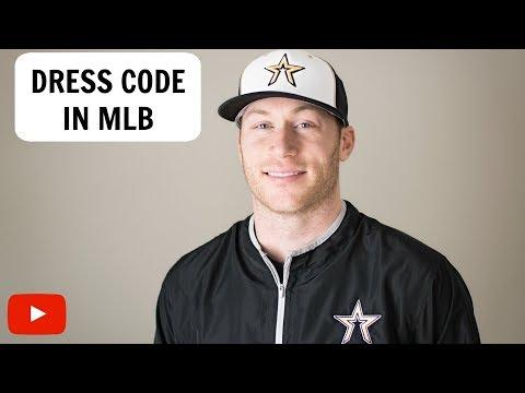 Dress Code in MLB