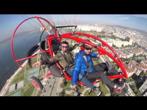 İzmir Bostanlı Extreme sport X citor 2016 HD
