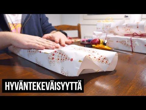 jouluapua Tarjotaan perheille ja eläimille jouluapua!   YouTube jouluapua