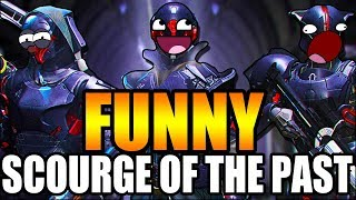 Scourge of the Past FUNNY MOMENTS Part 1! | Destiny 2 Black Armory Raid Gameplay