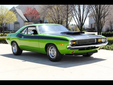 1974 Dodge Challenger For Sale - YouTube