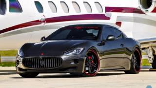 Maserati Custom Wheels and Rims by Cor Wheels Review 305-477-5850