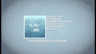Интересные факты по школьным предметам. Химия. Закон 2