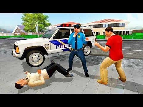 Policeman Hero Neighbor Rescue 3D - Police Fighter - Android Gameplay FHD