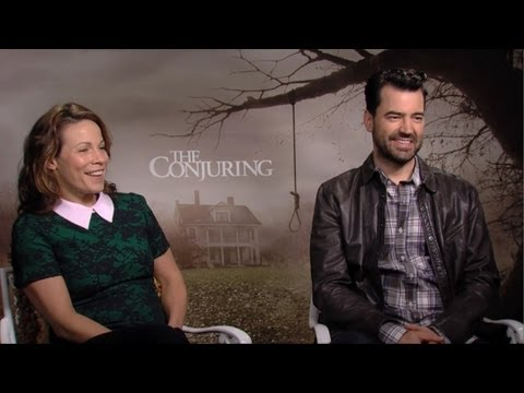 Lili Taylor & Ron Livingston  The Conjuring  HD