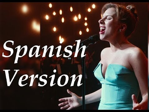 Lady Gaga - I'll Never Love Again Spanish Version (Cover en Español)