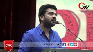 #STR Answers for all Controversy Against his #Vaalu Movie | Vaalu Success Meet Video| #SIMBU