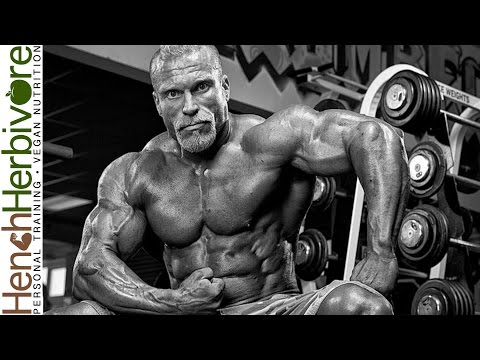 Mr Universe is VEGAN, full interview.