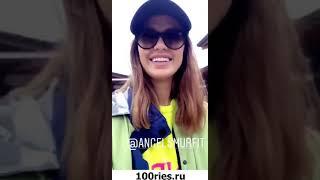 Виктория Боня Инстаграм Сторис 17 марта 2019