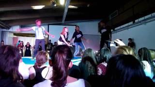 080511 Afrikazian dance crew - 2NE1 Last Farewell