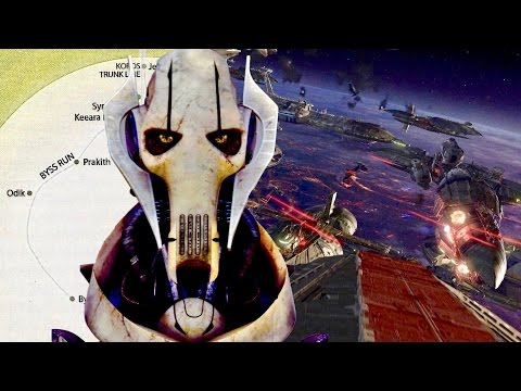 How Grievous Was Able to Secretly Attack Coruscant - Battle of Coruscant Explained