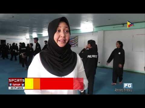 SPORTS BALITA: PH Pencak Silat Team, handa na sa World Meet