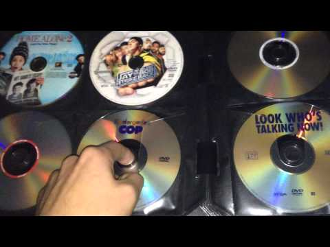 ASMR - Show and Tell - Movie Collection Part 2