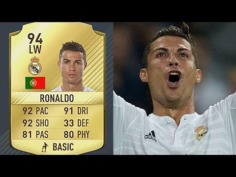 Cristiano Ronaldo Better Than Lionel Messi In FIFA 17 Ratings