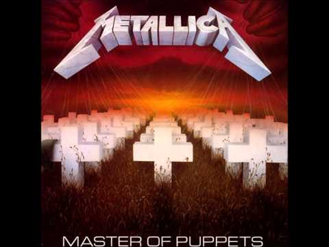 Master of Puppets (Drum Track)